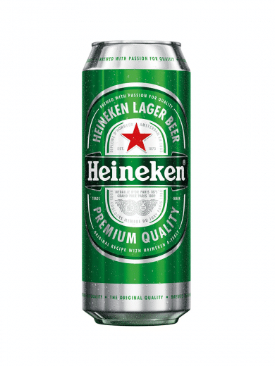 heineken beer 500ml