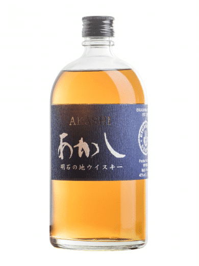 akashi blue blended whisky