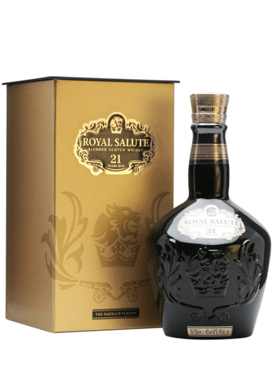 chivas 21 royal salute emerald