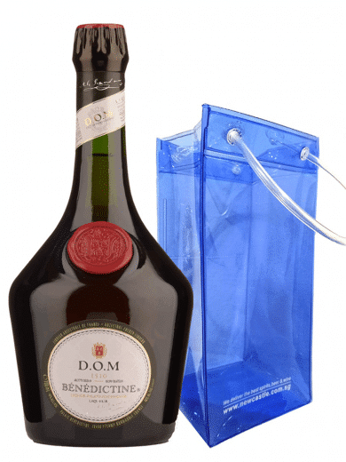 benedictine dom 700ml ice bag