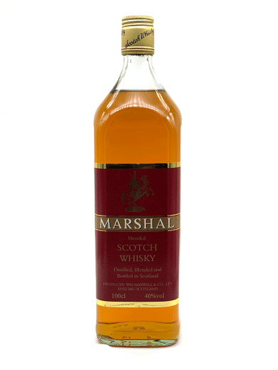 Marshal Scotch Whisky 1000ml