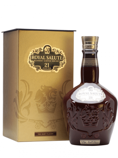 Chivas 21 Years Royal Salute Ruby