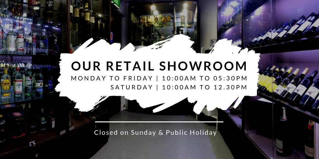 Alleyjar Retail Showroom Operating Hours