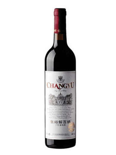 ChangYu Cabernet Dry Red Wine 750ml