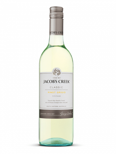Jacobs Creek Pinot Grigio 750ml