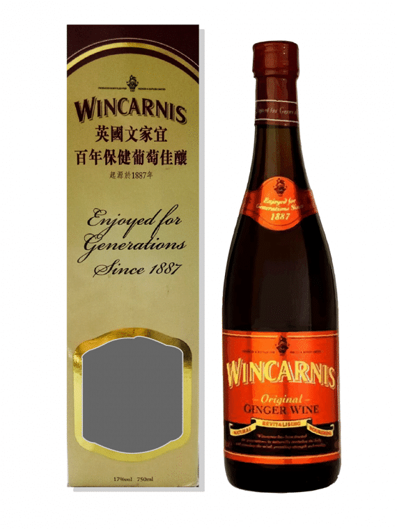Wincarnis Ginger Tonic Wine 750ml