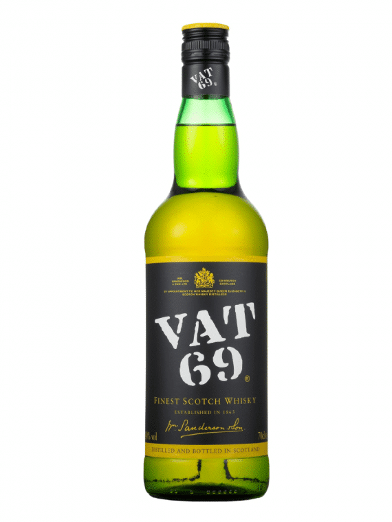 vat 69 whisky 700ml
