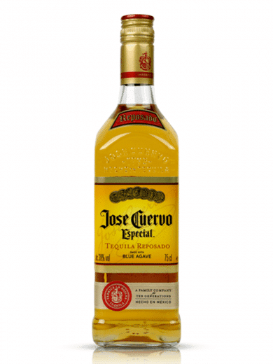 Jose Cuervo Reposado Tequila 750ml