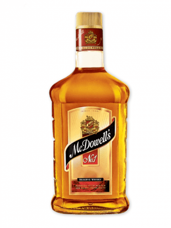 McDowell's No. 1 Whisky 750ml