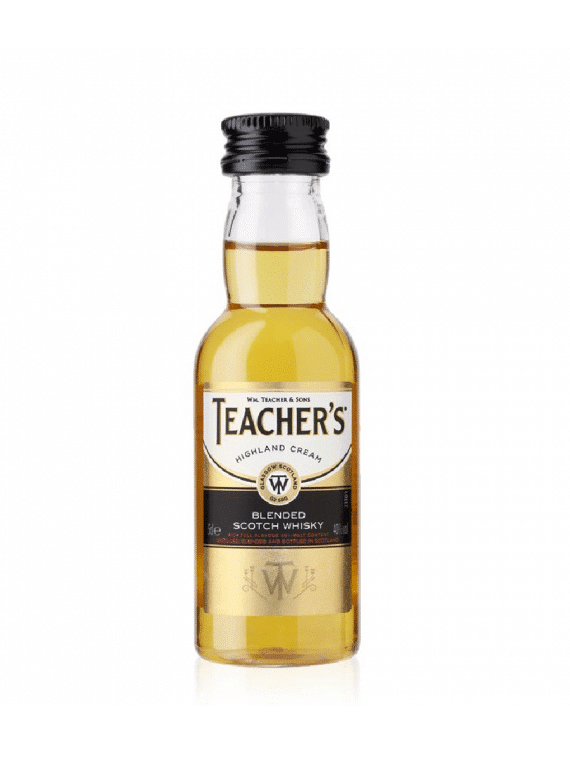 Mini Teacher's Scotch Whisky 50ml