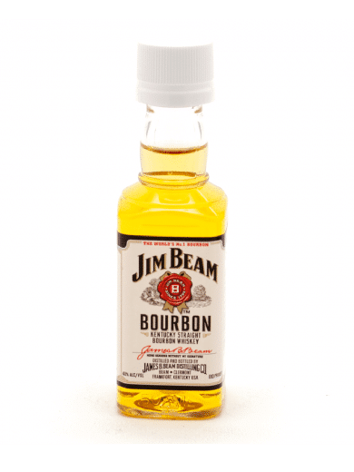 Mini Jim Beam Bourbon Whisky 50ml