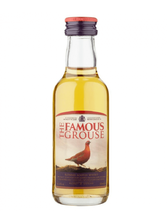 Mini Famous Grouse
