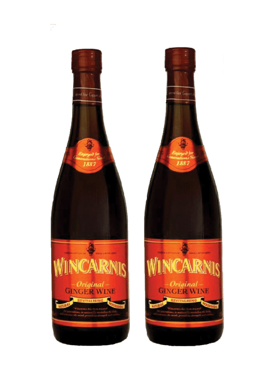 Wincarnis ginger combo