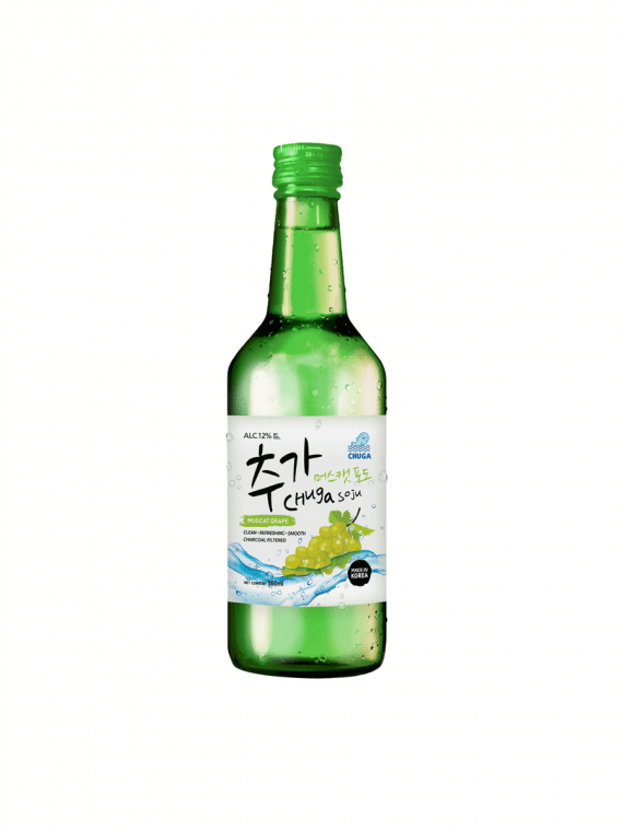 Chuga Soju Muscat Grape 360ml