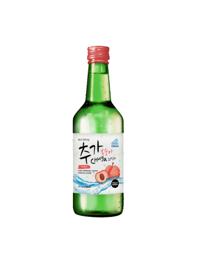 Chuga Soju Peach 360ml