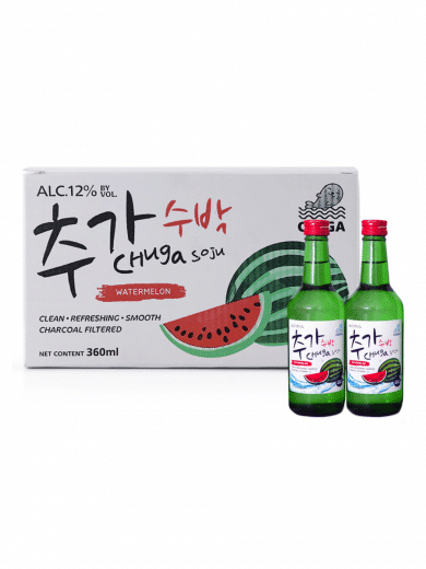 Chuga Soju Watermelon